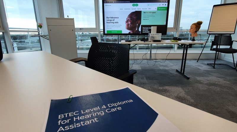 Specsavers Hearing Care at the NRC