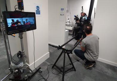 Lights, Camera, Action, at Birmingham's NRC