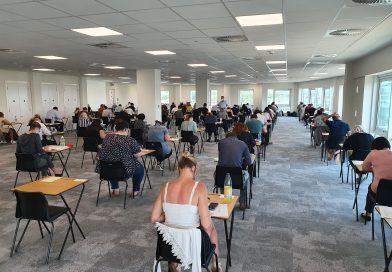 September examinations at the NRC