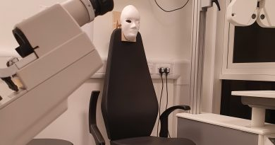 The Royal College of Ophthalmologists at the NRC